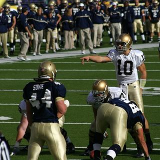 Five Notre Dame Football Players Arrested On Drug Charges