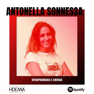 Antonella Sonnessa. Intraprendenza e energia