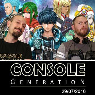 Star Ocean, Nintendo NX e altro! - CG Live 29/07/2016