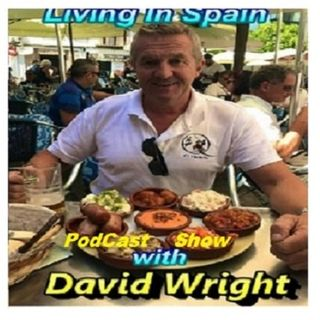 Living In Spain with David Wright