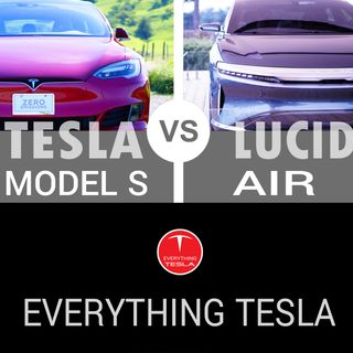 Tesla Model S vs Lucid Air | Review