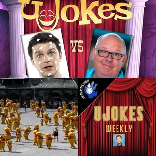 Ujokes Presents: John Lehr Vs. Bill Chott