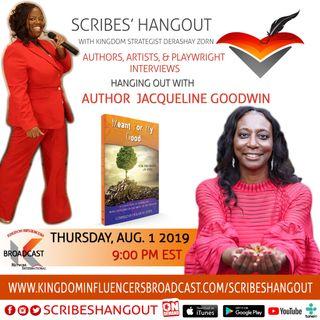 Scribes Hangout Welcome Prophetess Jacqueline Goodwin_ @lenisegoodwin