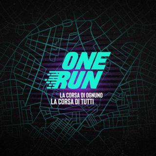 One Run, Riccio: «Una corsa di 10 km simbolo di rinascita e solidarietà»