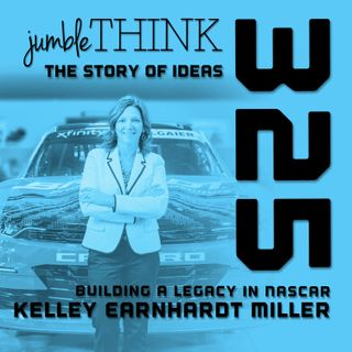 Building a Family Legacy in NASCAR with Kelley Earnhardt Miller