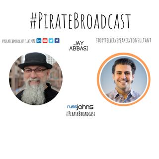 Catch Jay Abbasi on the PirateBroadcast