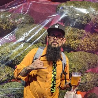 Random Talk - NMBeardedMan Takes On The Cannaworld