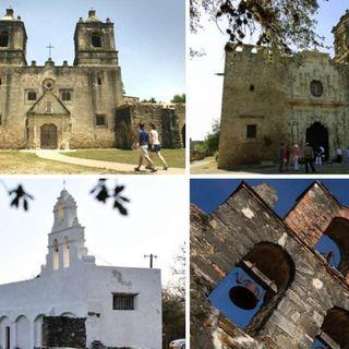Jorge Hernandez / San Antonio Missions National Historic Park