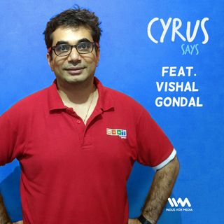 Ep. 191 feat. Entrepreneur Vishal Gondal