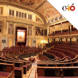 BlitzoCast 061 - Curiosidades del Congreso de los Diputados