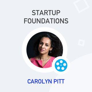 Carolyn Pitt, Founder & CEO of Productions.com