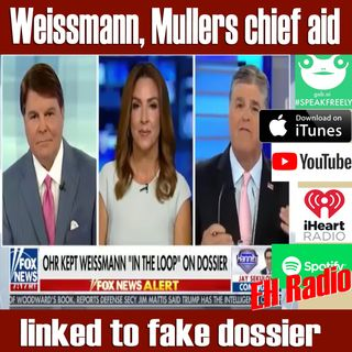 Morning moment Weismann, Mullers chief aid linked to fake dossier Sep 13 2018