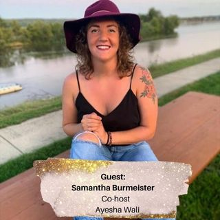 Episode 9 - Samantha Burmeister on becoming a digital nomad, taking risks and travel wisdom
