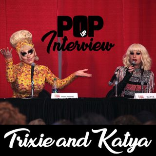 Trixie and Katya Panel from RuPaul's DragCon NYC 2018!
