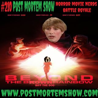 e210 - Beyond the Brown Rainbow (Horror Movie Nerds Battle Royale)