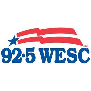 92.5 WESC (WESC-FM)