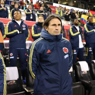 The Irishman saving la Selección Colombia