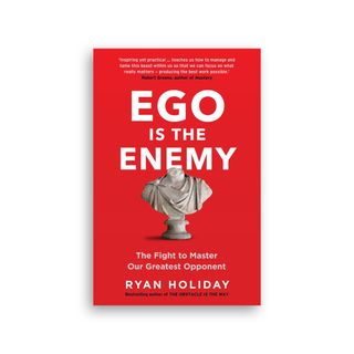 Il nemico è l'ego  - Ego is the enemy - Ryan Holiday
