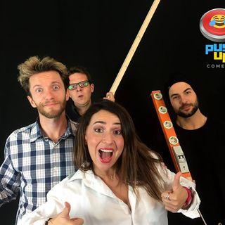 2 x 3 Push Up Comedy, seconda stagione : in studio con noi Luca Anselmi