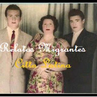 3-Relatos Migrantes con Josè Millan y Patricia Caballero