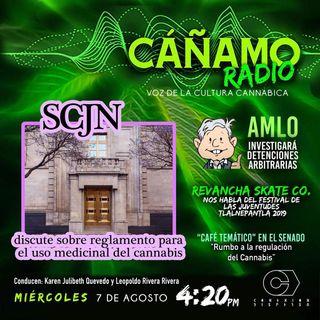 Cañamo Radio 420 Emision 59
