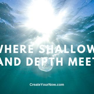 1520 Where Shallow and Depth Meet