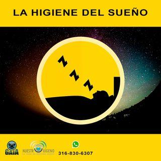 NUESTRO OXÍGENO La higiene del sueño - Marián Aguilar-Carlos Alberto Ramírez
