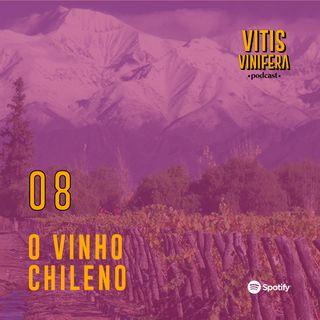 #8 O Vinho Chileno