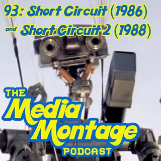 MMP 93 Short Circuit 1 (1986) & 2 (1988)