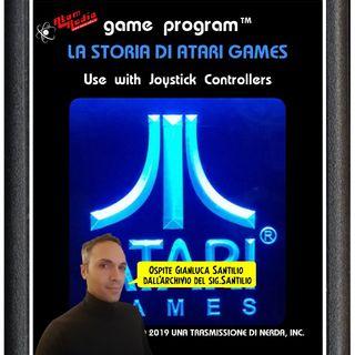 Pubblicità Regresso - I dipendenti di Atari Games