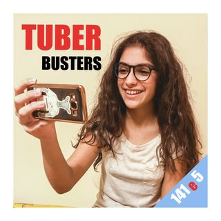 #141e5 Tuber Busters
