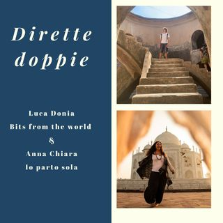 Diretta Doppia con Anna Chiara di Io parto sola