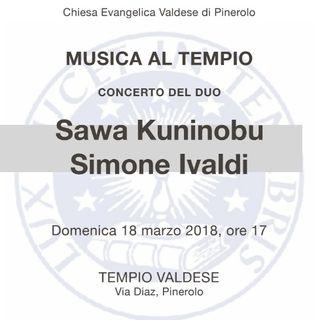 Musica nel tempio di PInerolo