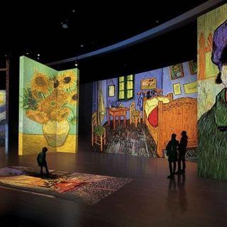 Museo para imágenes artísticas