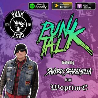 PunkTalk - 4 Chiacchiere con i SAVERIO SGARAMELLA (Feat. Daniele Cogo)