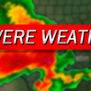 Severe weather damage update from Burleson County