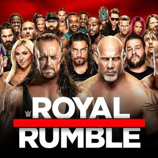 Wrestling 2 the MAX EXTRA:  WWE Royal Rumble 2017 Review