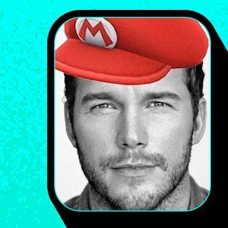"""Game Trends #20: Por que Chris Pratt já foi """"cancelado"""" no filme do Mario?"""