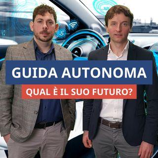 #60 - Il futuro incerto della guida autonoma