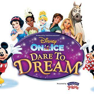 TOT - Disney on Ice: Dare to Dream (2/26/17)