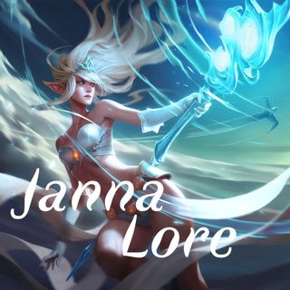 Janna, The Storm's Fury, Lore