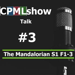 #3 The Mandalorian S1 F1-3