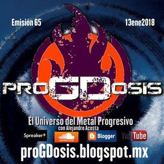 proGDosis 65 - 13ene2018