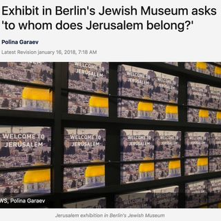 Ep. 3 - How German is the Jewish Museum Berlin?