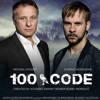 Dominic Monaghan From 100 Code On WGN America