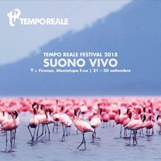 Tempo Reale Festival 2018, Y |  Klang Musica Sperimentale #11