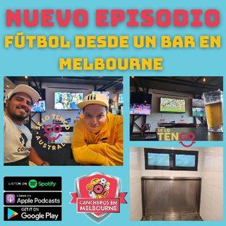 Fútbol Desde Un Bar En Melbourne, Selección Colombia Y Australian Open