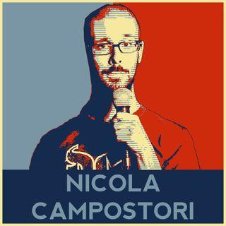 Nicola Campostori - Stand-Up Comedian - Interviste Ciniche