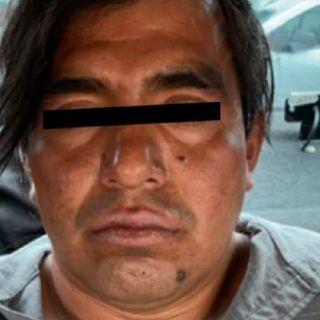"""Fue detenido en EDOMEX Joel """"N"""" alias el """"Mojarras"""", presunto integrante del Cártel Jalisco Nueva Generación"""