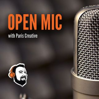 Paris Creative- Open Mic #001